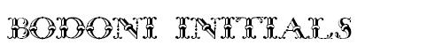 Bodoni_initials