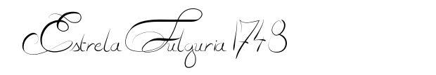 Estrela Fulguria 1748