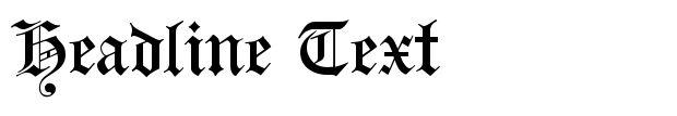 Headlinetext