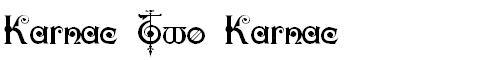Karnac_two