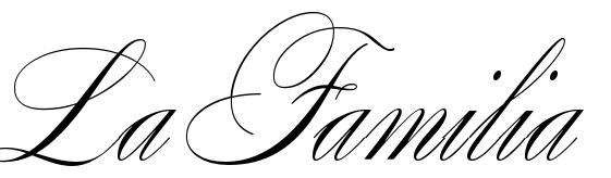 La Familia Tattoo - Tattoo Collections