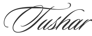 Tushar Tattoo Words Download Free Scetch