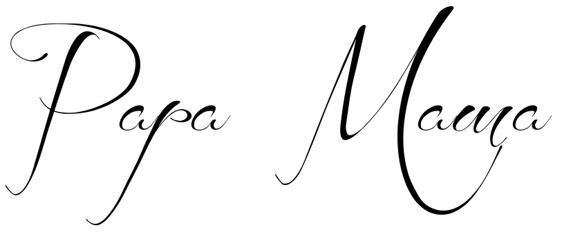 Papa Mama Tattoo Words Download Free Scetch
