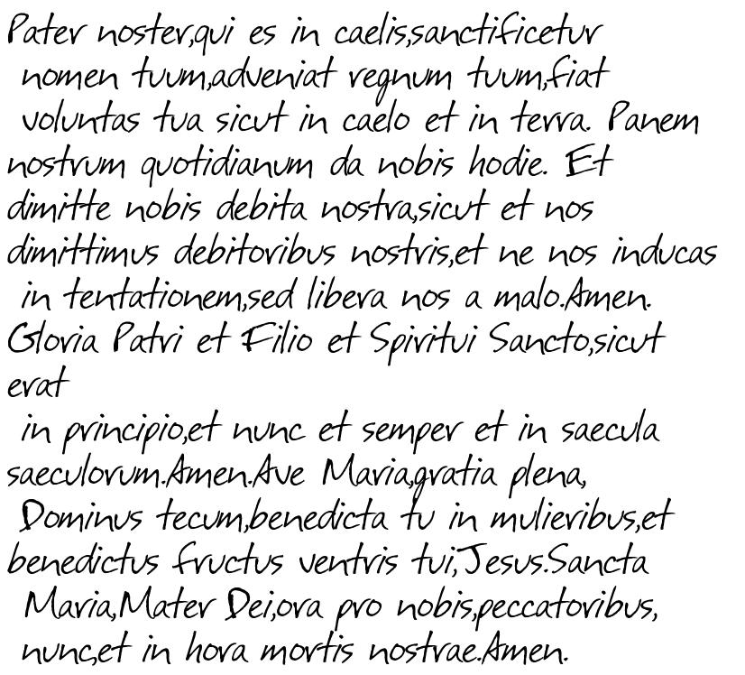 Fiat Voluntas Tua Sicut In Caelo Et Terra Meaning on