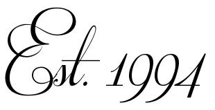 1994 Tattoo Font